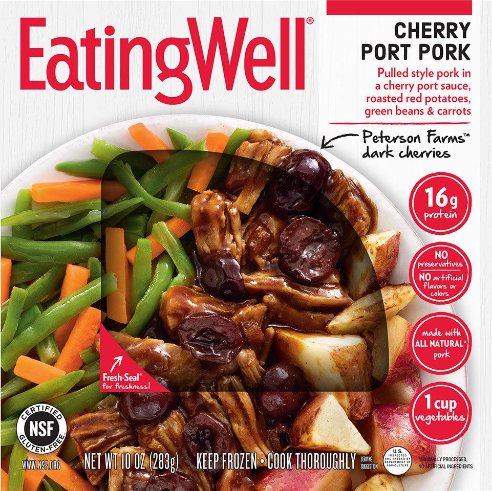 EatingWell Cherry Port Pork box