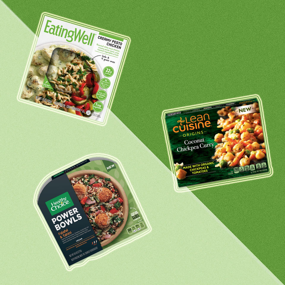 Walmart Healthy Frozen Meals