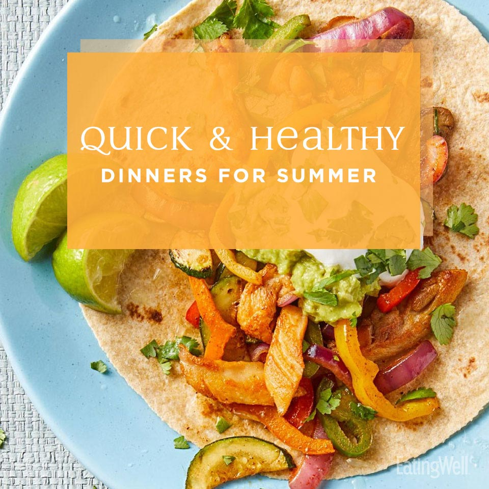 7-Day Meal Plan: Quick & Healthy Dinners for Summer