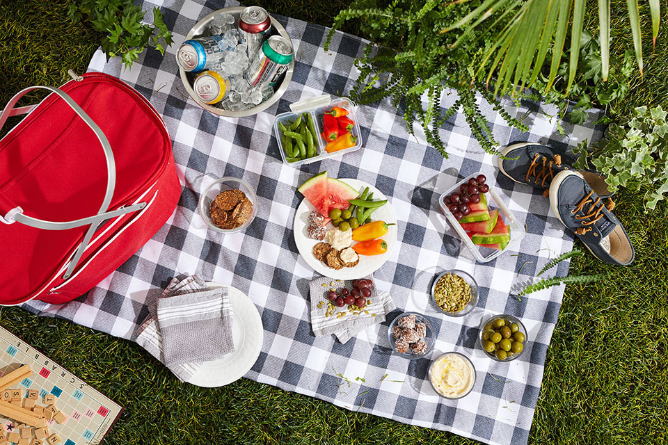 Allergy-Friendly Picnic