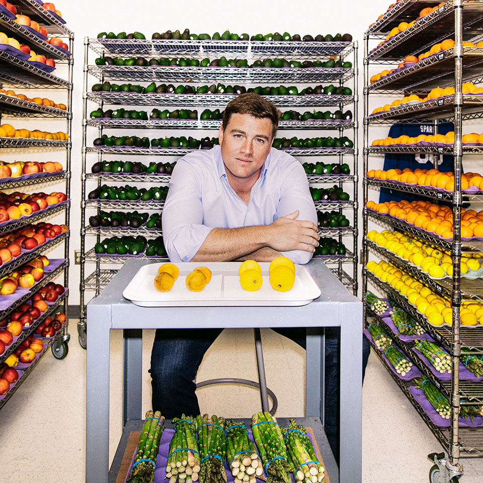How This Man Is Helping Cut Down On Food Waste, One Avocado at a Time