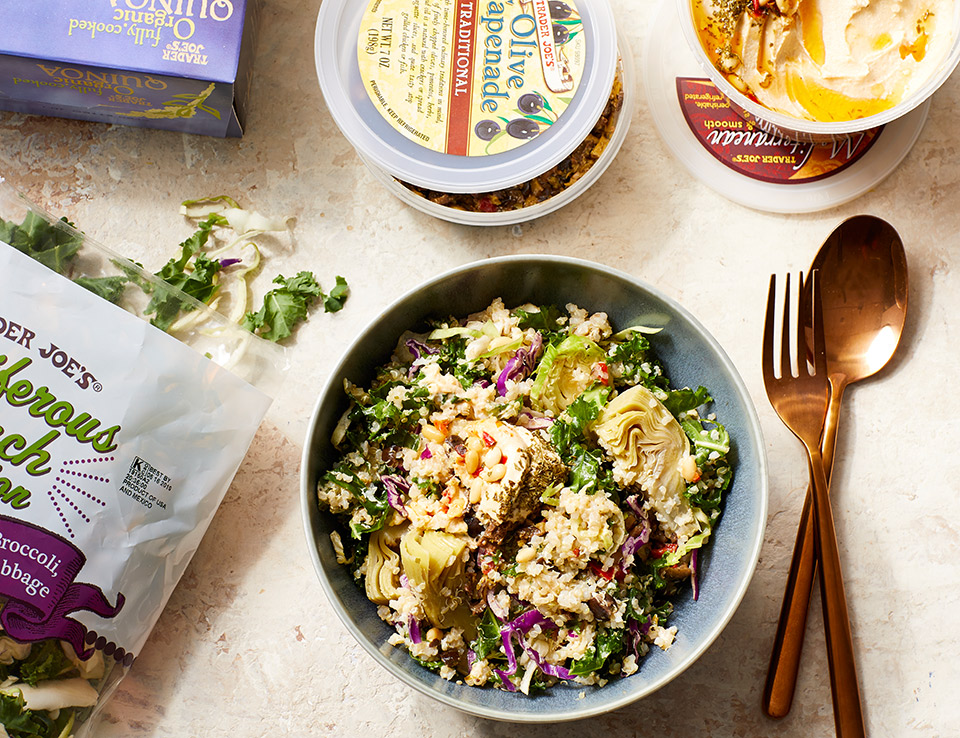 10 Nights of Trader Joe's Meal-Prep Hacks for Super-Easy Dinners
