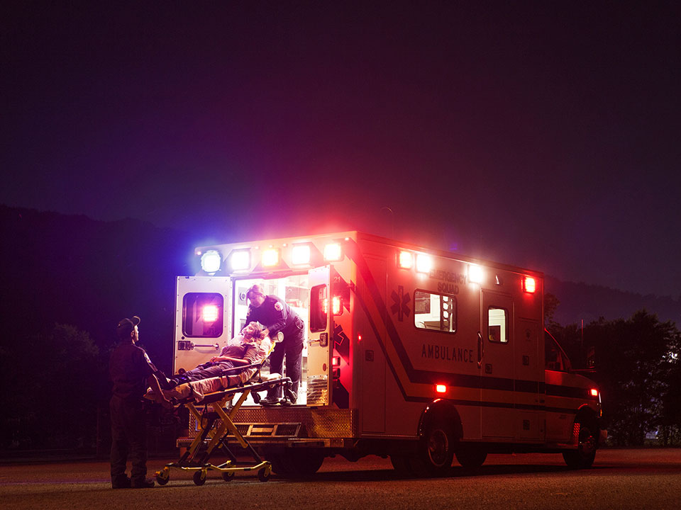 EMS Workers Explain What Causes the Most Preventable Deaths