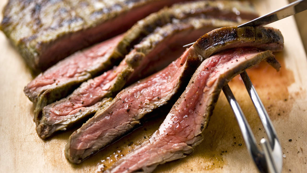 Worst protein: Red meat