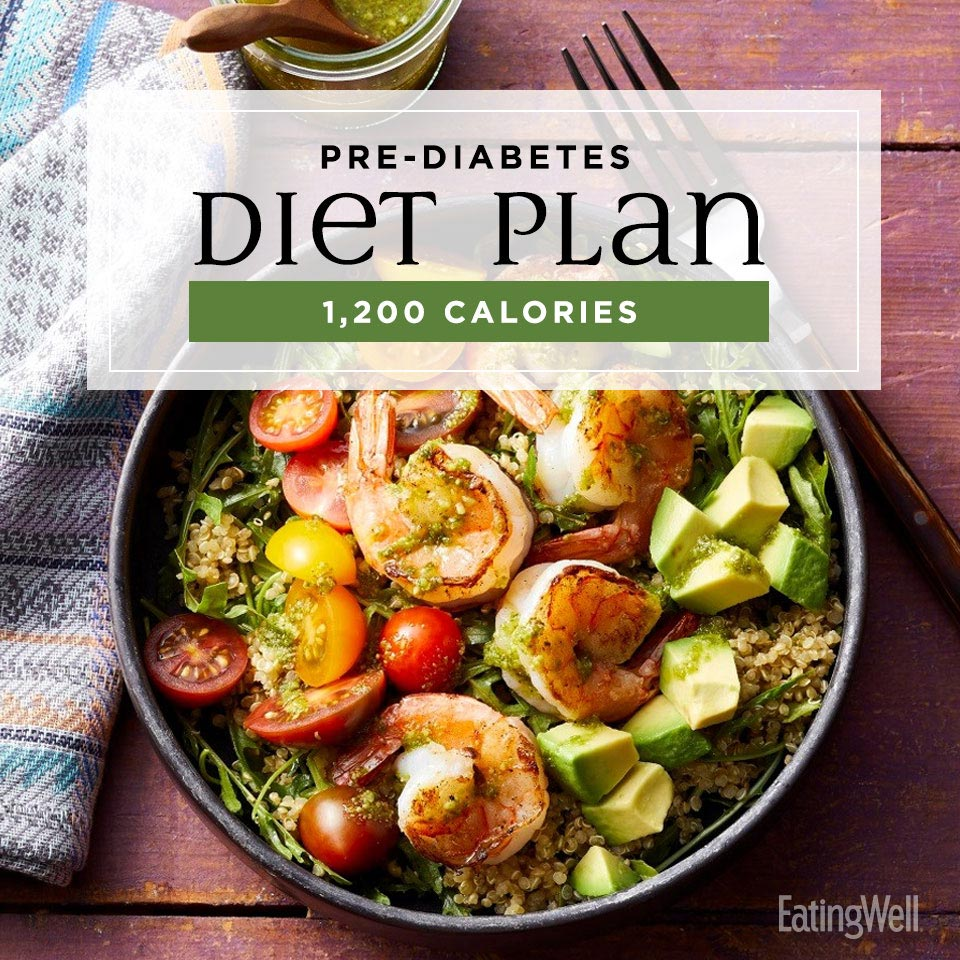 Diet Plan For Pre Diabetes Eatingwell