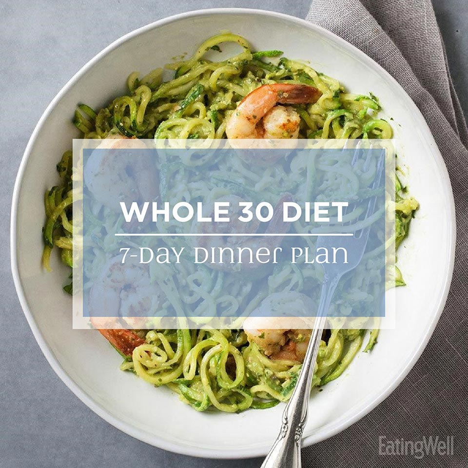 high calorie foods on the whole 30 diet