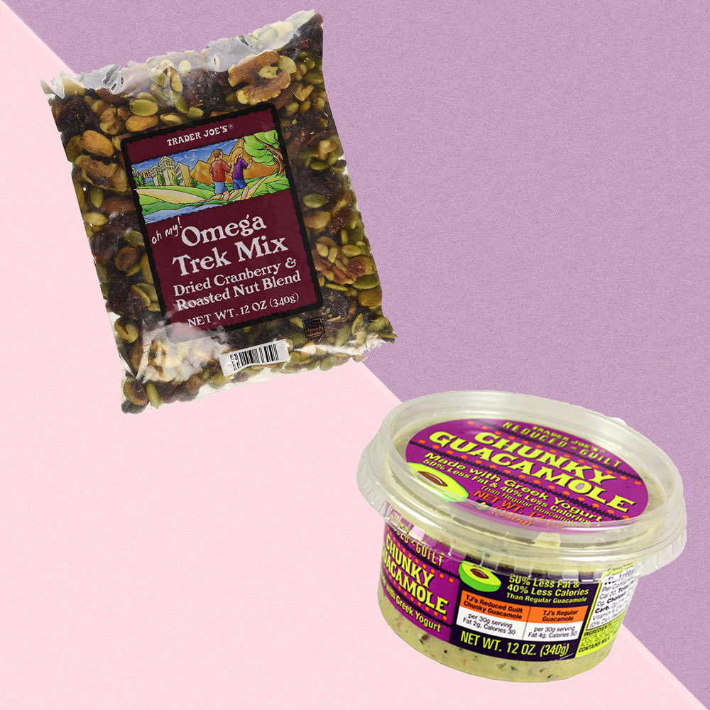 These 8 Low-Carb Snacks From Trader Joe's Need to Be on Your Grocery List