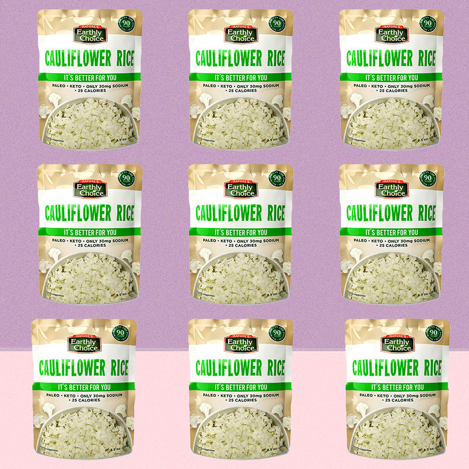 Costco Is Selling 6-Packs of Shelf-Stable Cauliflower Rice for Under $10