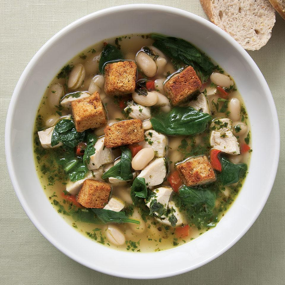 Healthy Chicken Soup Recipes to Fight a Cold
