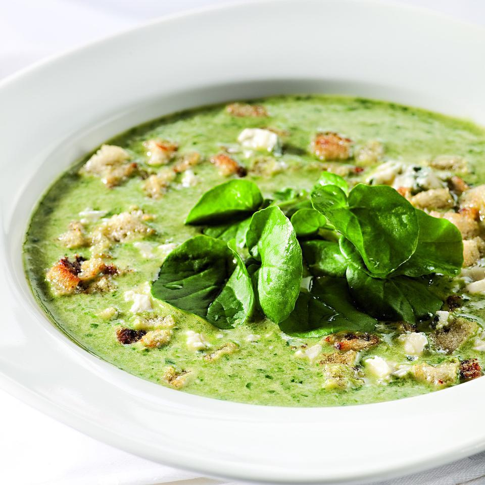 Creamy Watercress Soup