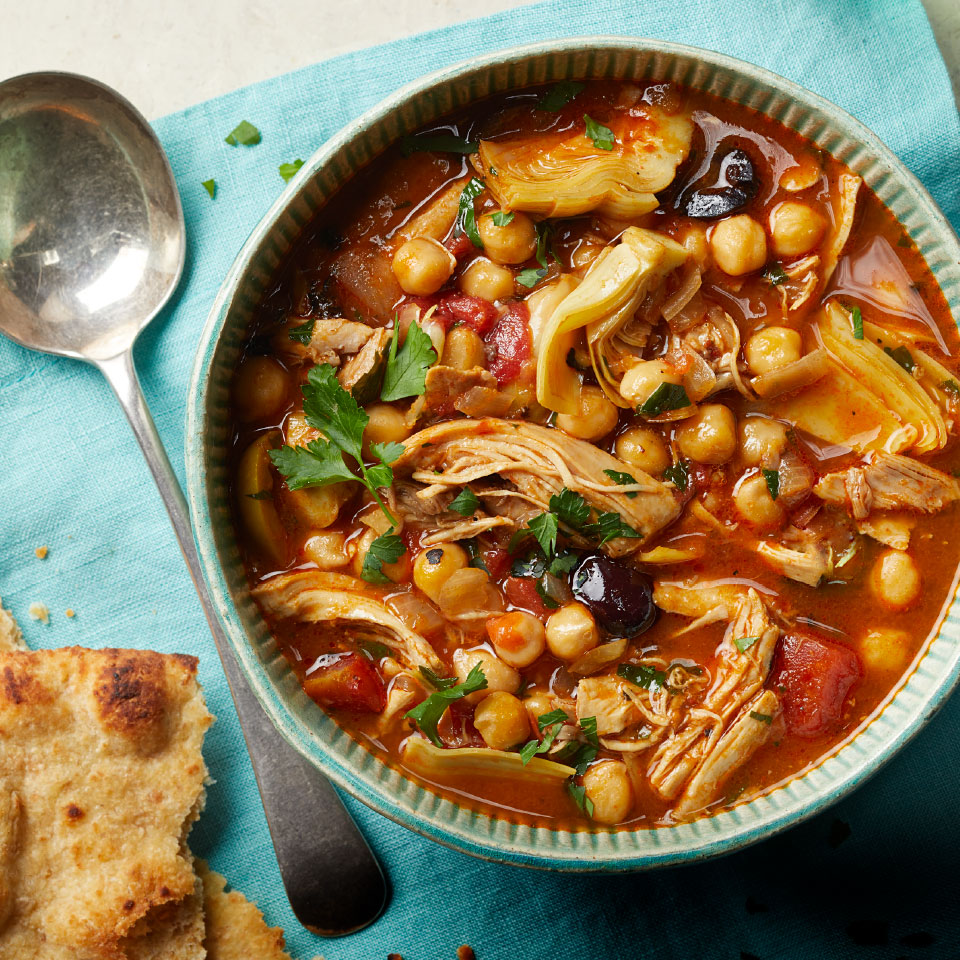 Soup's On! Everything You Need to Make the Best Healthy Soup