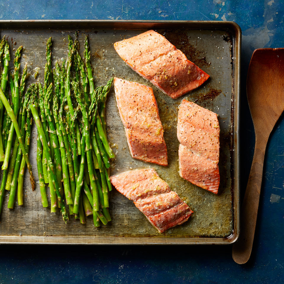 Super Speedy Weeknight Salmon Dinner Recipes