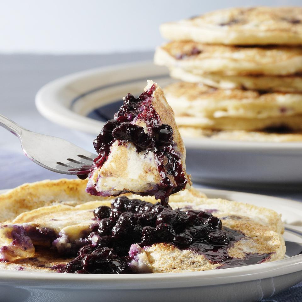 Our Best Healthy Blueberry Recipes