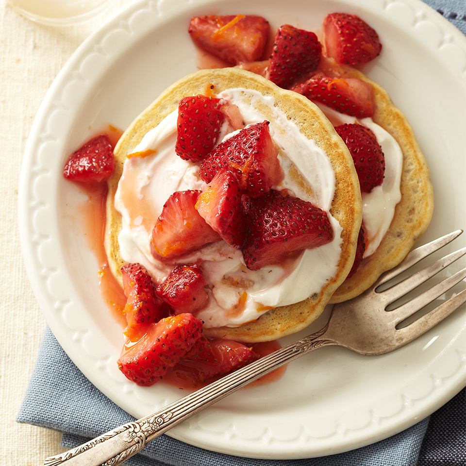 Diabetes-Friendly Pancake Recipes
