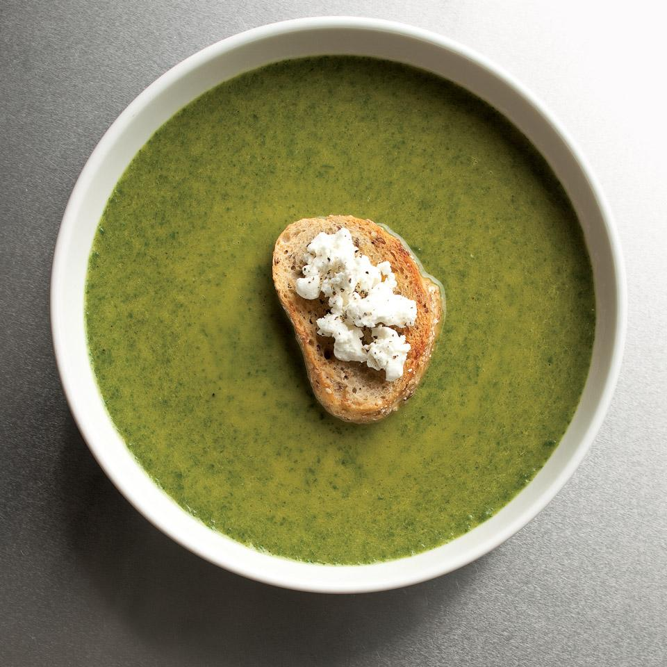 Healthy Recipes for Green Soup