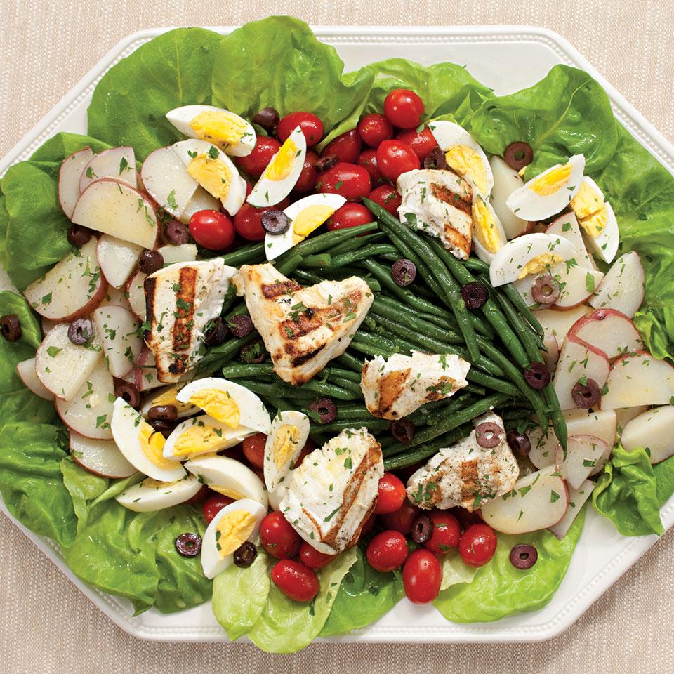 Healthy Power Salad Recipes