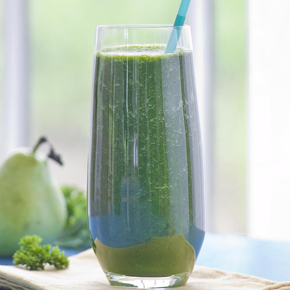 Spinach-Apple Juice