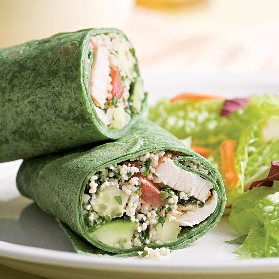 Healthy MyPlate-Inspired Lunch Recipes