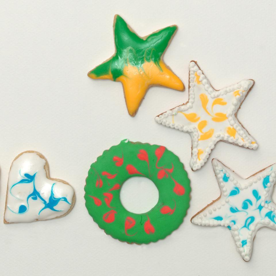 Holiday Cookie Cutouts