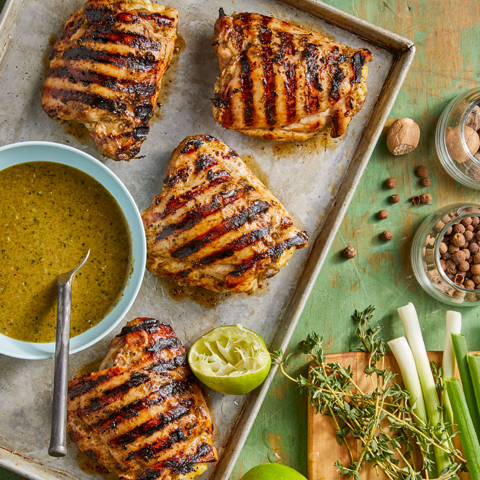 Ultimate Grilled Chicken Recipes