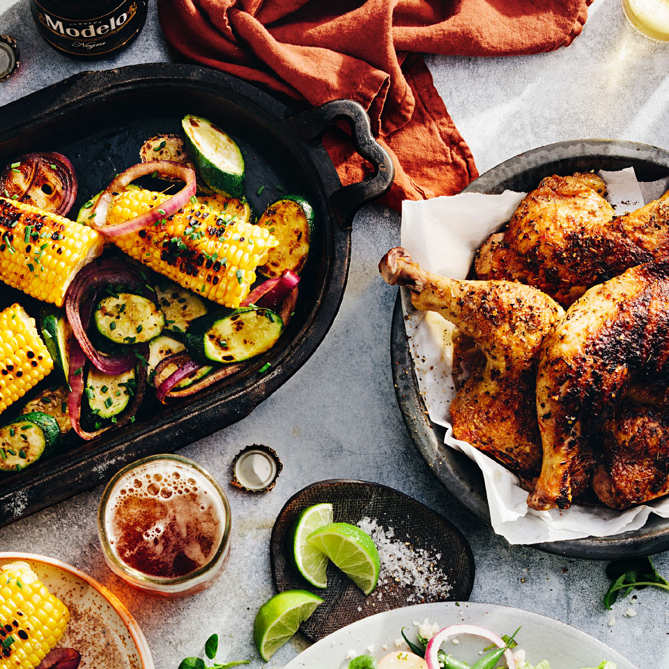 Best Summer Chicken Recipes