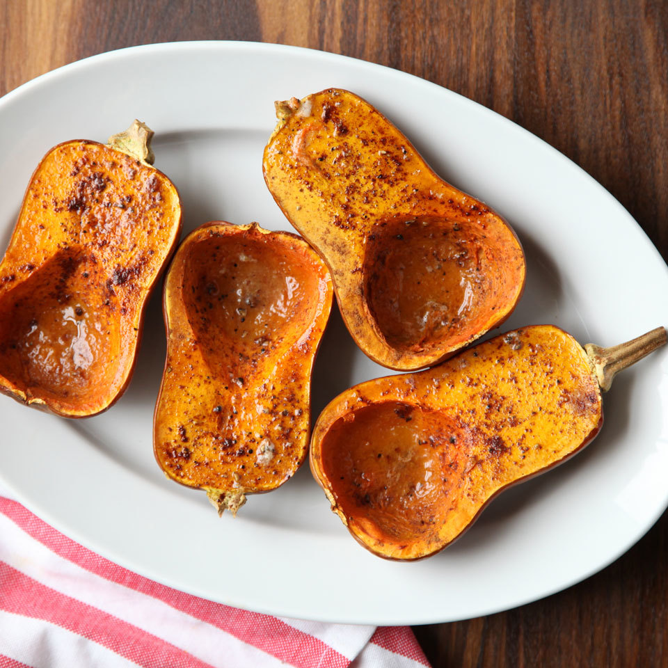 Roasted Honeynut Squash