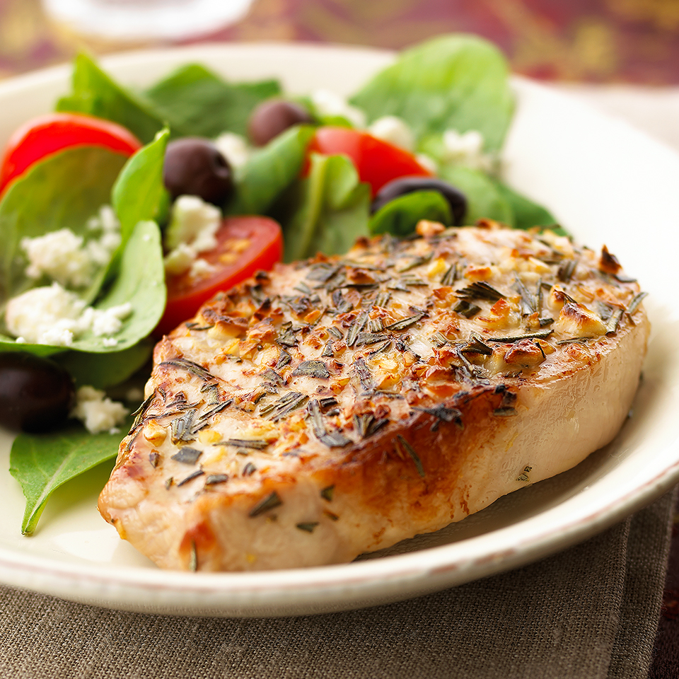 Our Best Diabetes-Friendly Pork Chop Recipes