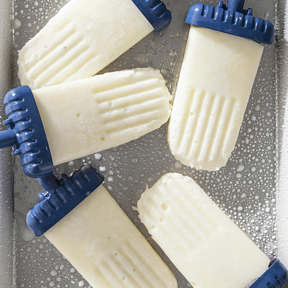 Coconut Yogurt Pops