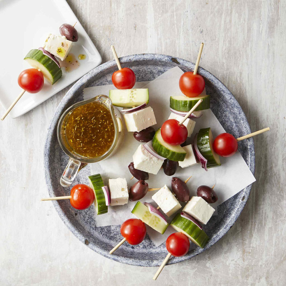 Impressive Vegetable Appetizers Your Guests Will Devour