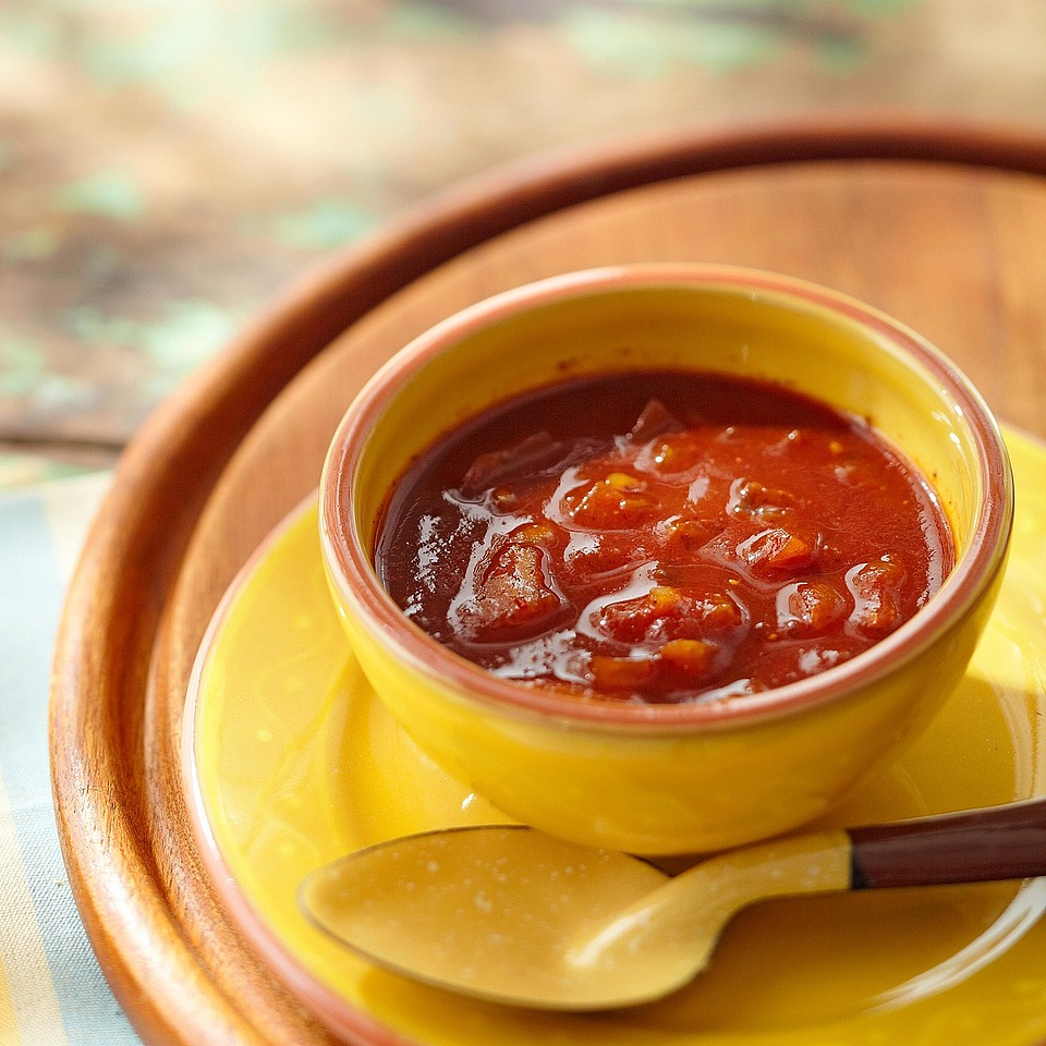 Spicy Hot Red Barbecue Sauce