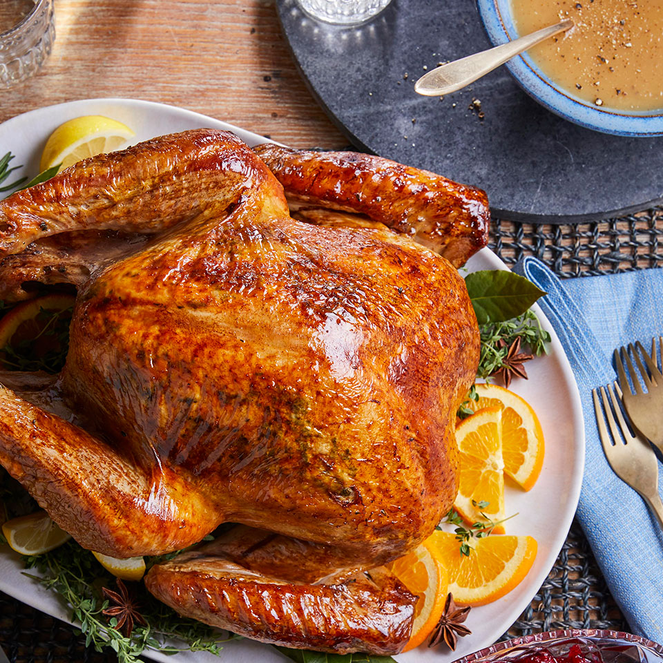 Thanksgiving Recipes from Chef José Andrés & Friends of L.A. Kitchen