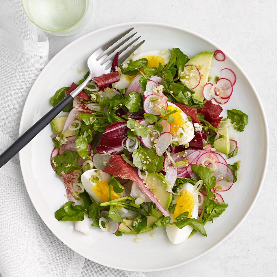 These Spring Salads Have All the Seasonal Produce You've Been Waiting For