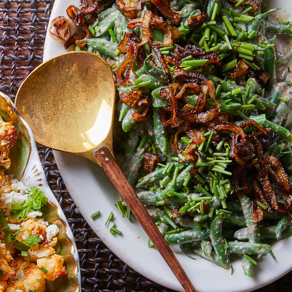 Our Favorite Healthy Green Bean Recipes for Thanksgiving