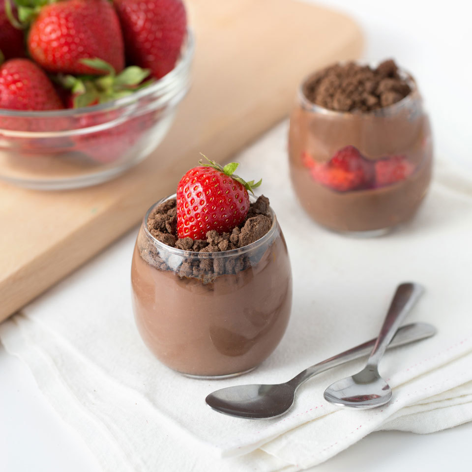 Healthy Dirt Pudding Cup