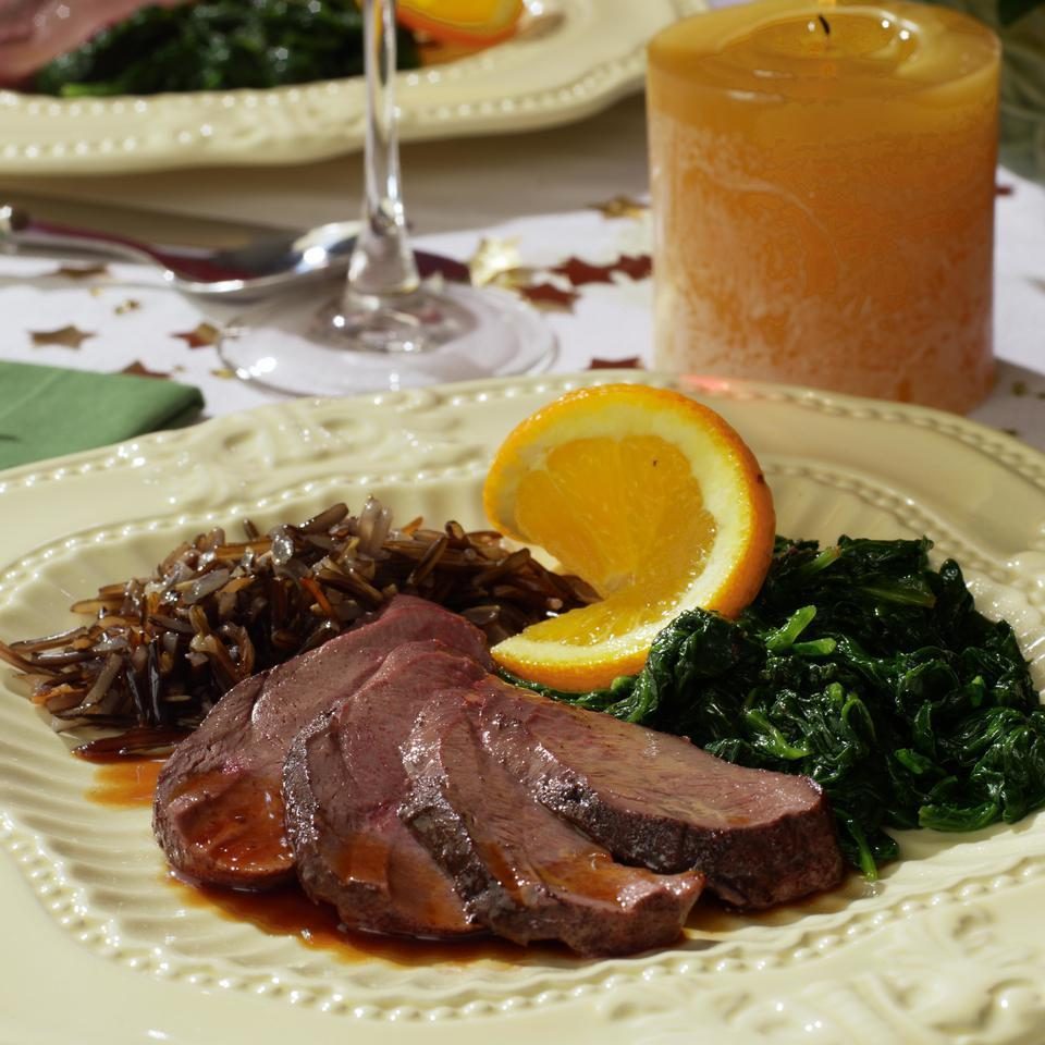 Five-Spice Roasted Duck Breasts