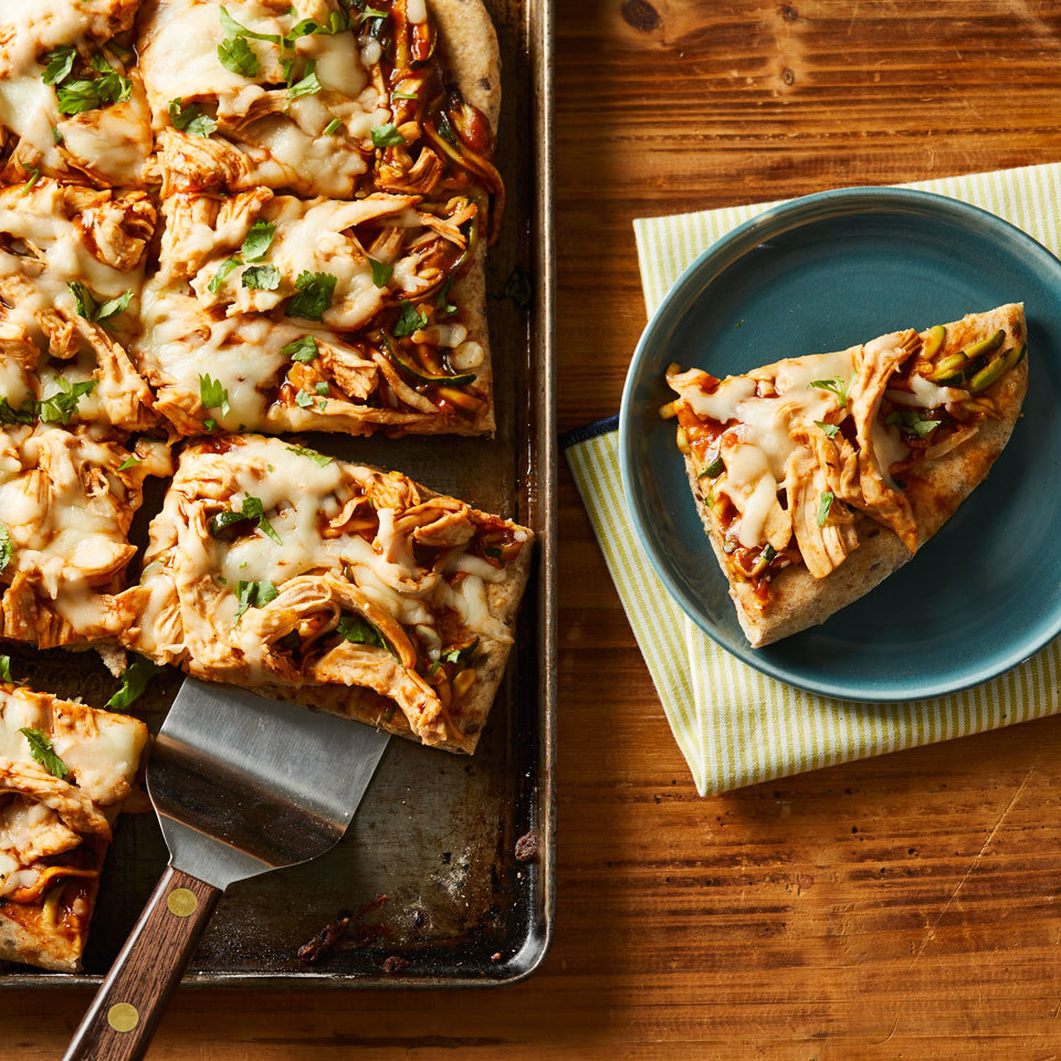 Healthy Kid-Friendly Pizzas to Make at Home