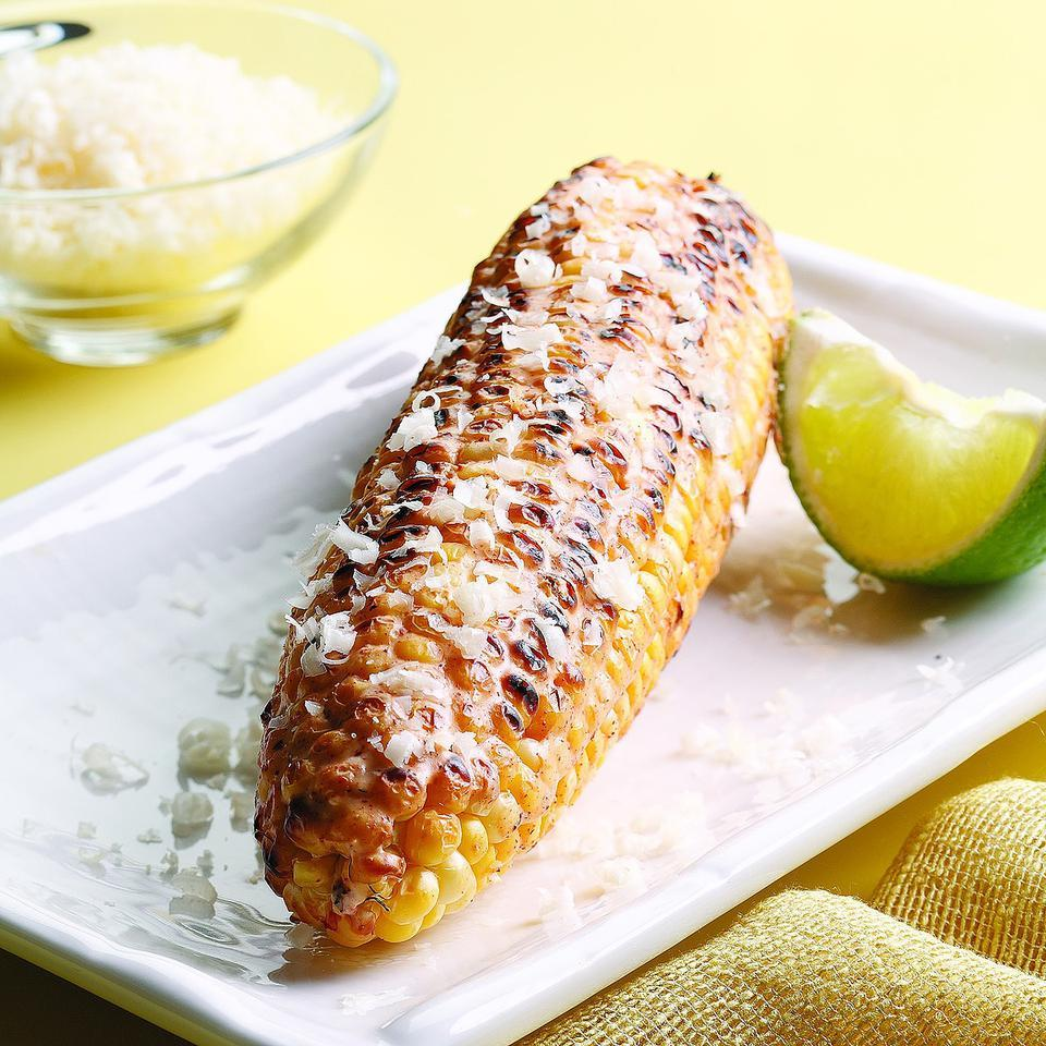 Mexican Grilled Corn