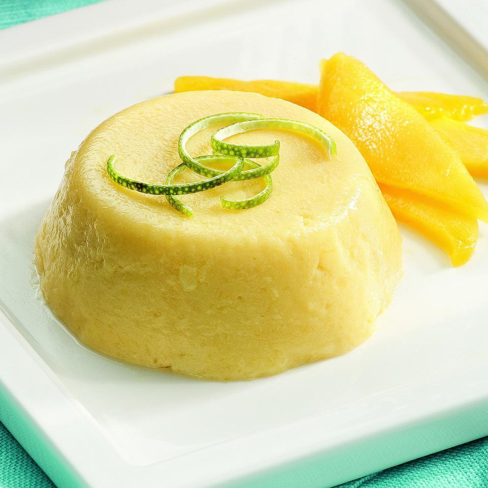 Mango Pudding Recipe Eatingwell