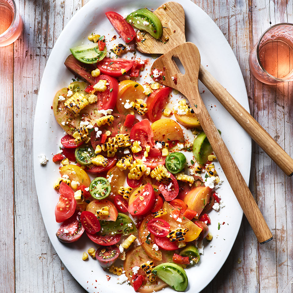New Ways to Eat Tomatoes This Summer