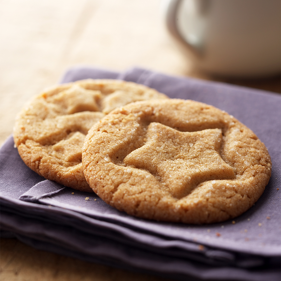 4 Ingredient Peanut Butter Cookie