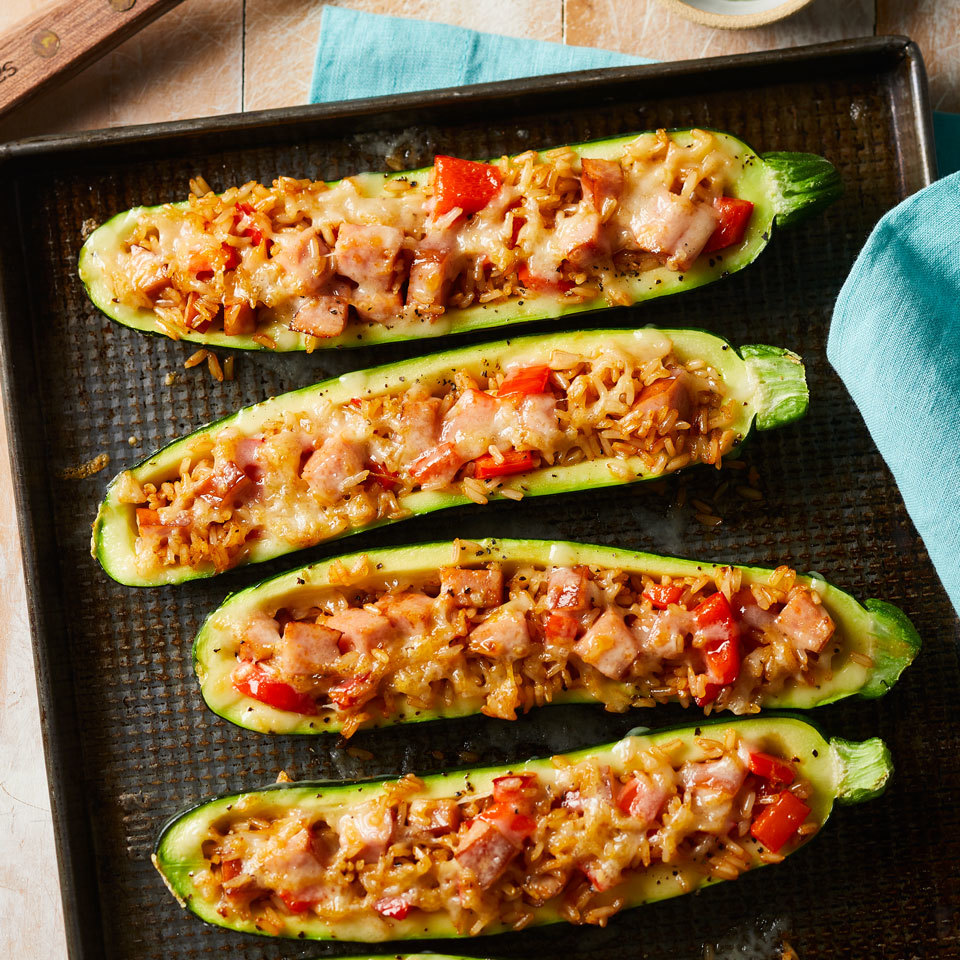 Delicious Ways to Make Stuffed Zucchini