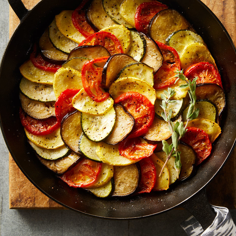 14 Healthy Ratatouille Recipes