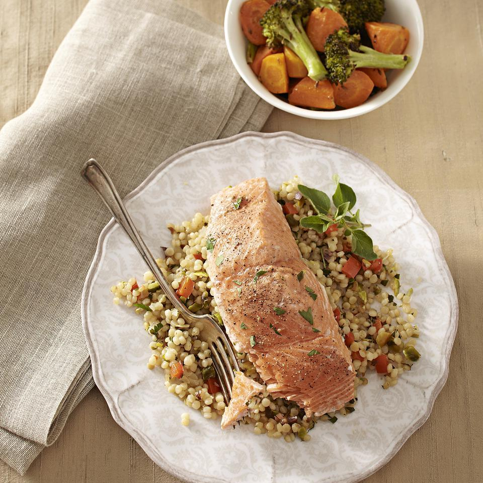 Healthy MyPlate-Inspired Fish Recipes