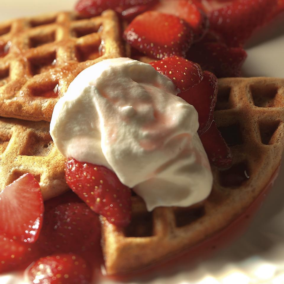 Multi-Grain Waffles