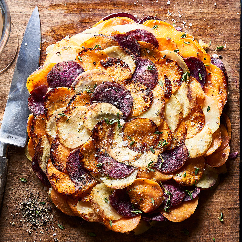 Gorgeous Sweet Potato Recipes That Take These Colorful Spuds to the Next Level