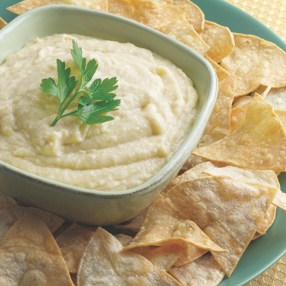Garlic & White Bean Dip