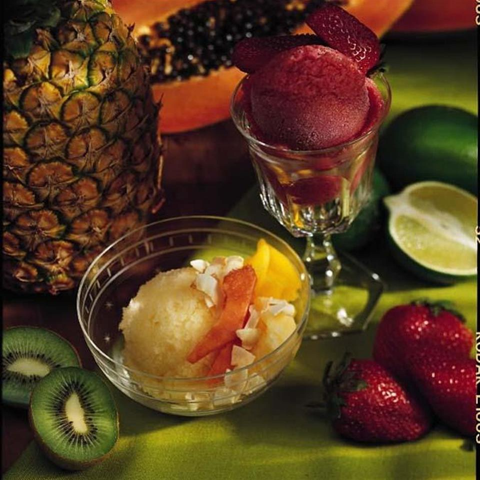 Tropical Fruit Ice