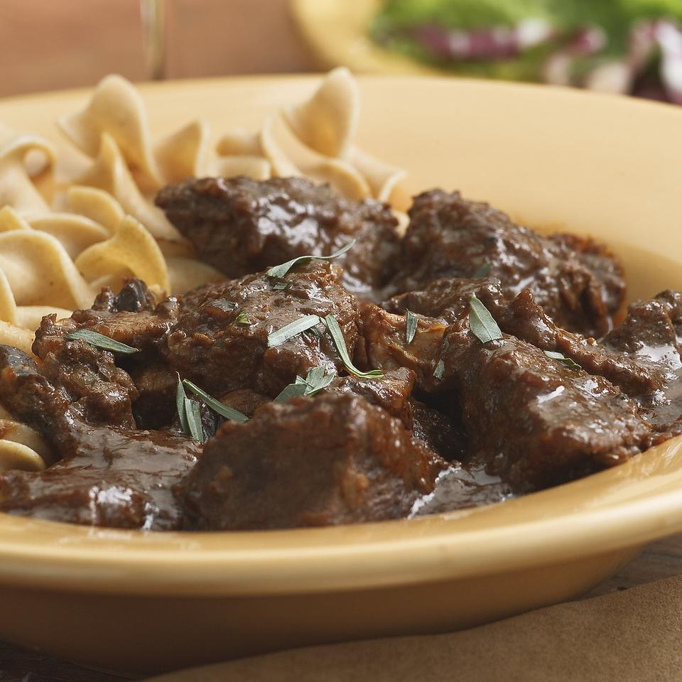 Healthy Recipes with Beef & Mushrooms