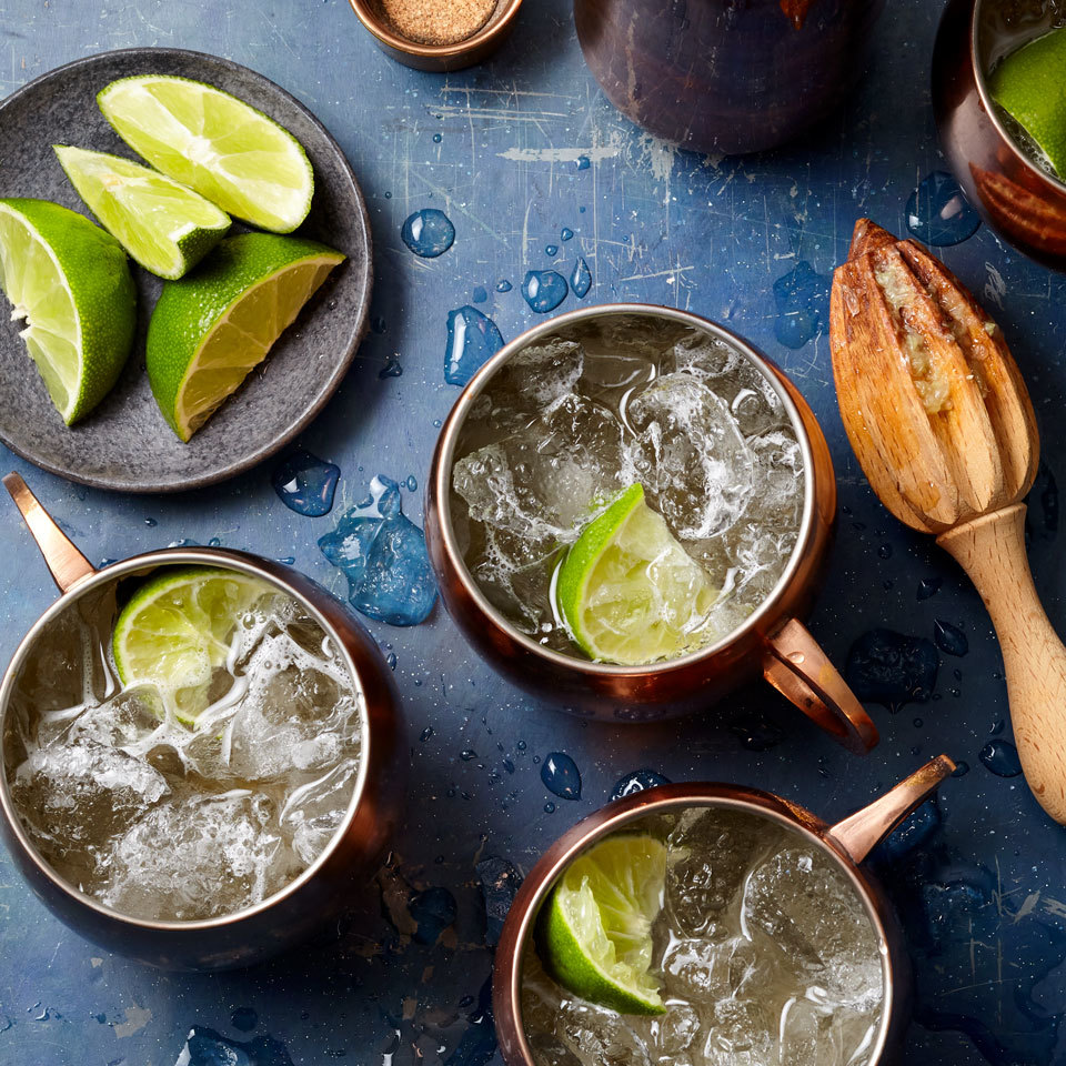 3-Ingredient Cocktails for When You Want Something Fancy But Fast
