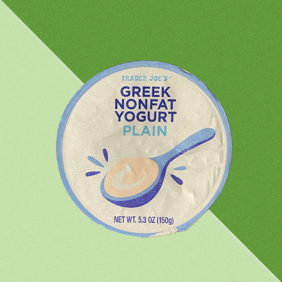 plain greek nonfat yogurt